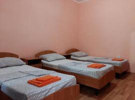 База отдыха Золушка, отель в Голубицкой