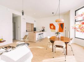 Smartflats Design - Avenue, apartment in Antwerp