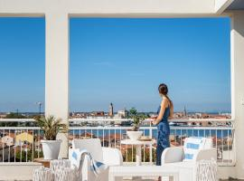 Hotel Mediterraneo, hotel a Sottomarina