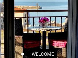 Beautiful sea view Danijela, apartament a Senj