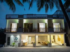Portia Hotel & Spa, отель в Диффуши