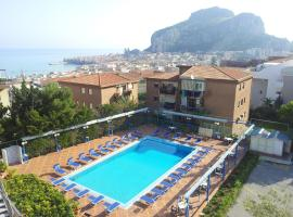 Hotel Villa Belvedere, отель в Чефалу