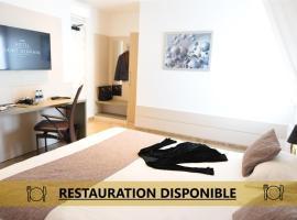 Hôtel Le Saint Germain, hotel near Bobigny-Pablo Picasso Metro Station, Aulnay-sous-Bois