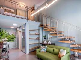Almogim Suites Eilat - דירות נופש אלמוגים, hotel in Eilat