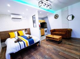 "Skyline Residence ""Smart-Concept"", appartement à Limoges"