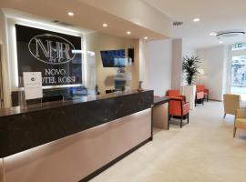 Novo Hotel Rossi, отель в Вероне
