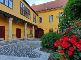 Ciszterci Ház Pécs, panzió Pécsen