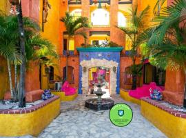 Hacienda Maria Bonita Hotel, hotel in Playa del Carmen