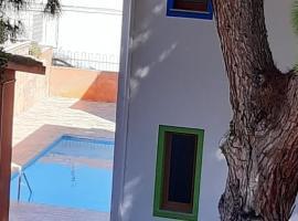Hotel I Colori, hotel a Sant'Antìoco