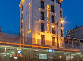 World Heritage Center Hotel, hotell i Istanbul