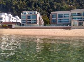 Flat na Praia Grande, Netflix, lindas ilhas e paz., apartment in Angra dos Reis