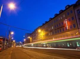 Hotel BIG MAMA Leipzig, hotel near Museum zum Arabischen Coffe Baum, Leipzig