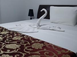 Diamond Plaza – hotel w mieście Grand Anse
