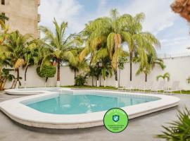 Hotel Parador, hotel em Cancún