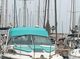 Apartamento flotante, boat in Sitges