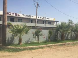 Economy Hotel Tommy's, hôtel à Mexicali
