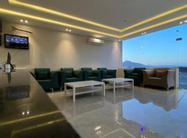 فندق اضواء الشرق, hotel perto de Aeroporto Internacional Príncipe Mohammad Bin Abdulaziz - MED,
