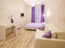 Crystal Apartments, hotel near Lviv High Castle Park, Lviv