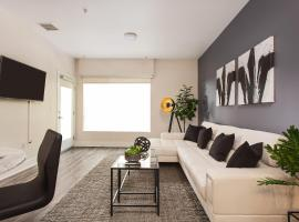 Downtown LA Deluxe Suites, apartment in Los Angeles