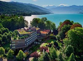 Congress Hotel Seepark, hotel in Thun