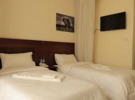 KIMA HILLS HOTEL, отель в Найроби