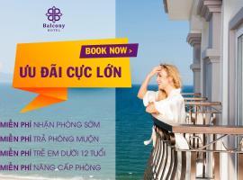 Balcony Nha Trang Hotel, hotel near Nha Trang Airport Bus Station, Nha Trang