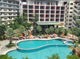 Wongamat Privacy Condo Apartments, hotel near Mini Siam, North Pattaya