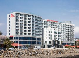 Co-op City Hotel Harborview, hotel em Seogwipo
