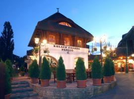 Kulacs Csarda Panzio, hotel Egerben