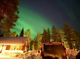 Riekko Chalet, mökki Rovaniemellä
