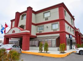 Hotel L'Express, hotel near Montréal/St-Hubert Airport - YHU, Longueuil