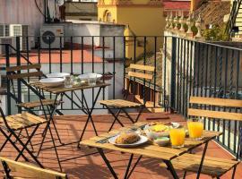 San Isidoro Hostel Sevilla, hostel in Seville
