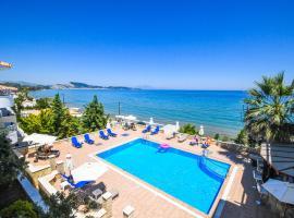 Nefeli Beach - living by the sea, hotel in Argassi