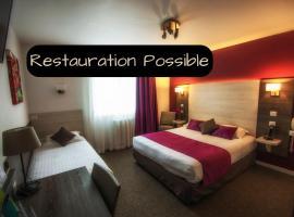 Hotel Akena Toulouse Le Prado, hotel in Toulouse