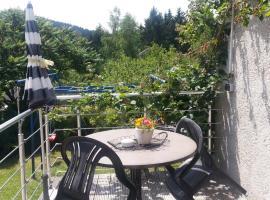 Ferienwohnung Steinbacher, Hotel in der Nähe von: Burg Scharfenstein, Amtsberg