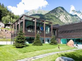 Mirtillo Rosso Family Hotel, hotell i Alagna Valsesia