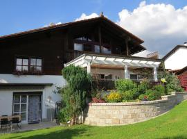 Ferienhaus Isolde, apartment in Bodenmais