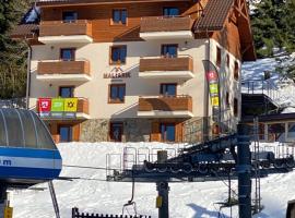 Maliarik – Apartmán Deluxe, hotel v blízkosti zaujímavosti Jasná - Luková Small (Demänovská Dolina)