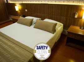 LEON PARK HOTEL e CONVENÇÕES - Melhor Custo Benefício, hotel em Campinas