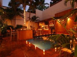 Hotel Mercurio - Gay Friendly, hotel en Puerto Vallarta