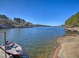 Boaters Condo 5 Mi to Downtown Hot Springs!, apartment in Hot Springs