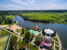 Moscow Country Club, hotel in Nakhabino