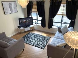 Grand Central Corporate Apartments, apartment in Derby