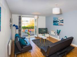 Grand Central Friar Gate Deluxe Apartments, apartment in Derby