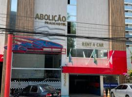 Abolição Praia Hotel, hotel near Abolition Palace, Fortaleza