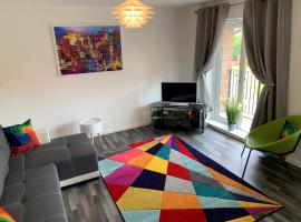 Grand Central Littleover Deluxe Apartments, apartment in Derby