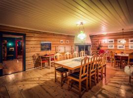 Hindsæter, hotell i nærheten av Hunderfossen familiepark i Hindseter