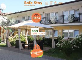 Oaza Łeba – hotel w Łebie