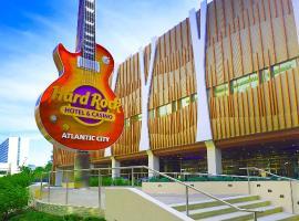 Hard Rock Hotel & Casino Atlantic City, hotel near Atlantic City Boardwalk, Atlantic City