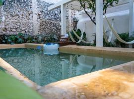 Hotel & Hostal Boutique Casa Garza, отель в городе Мерида